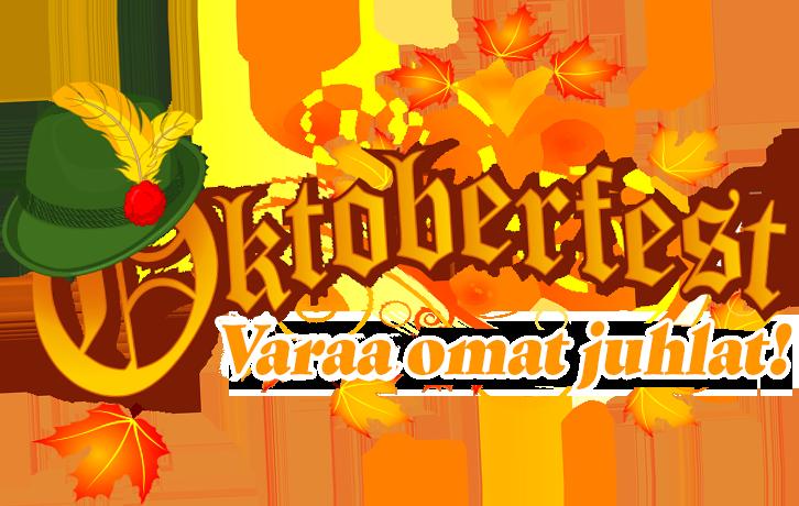 Oktoberfest juhlat Oulussa